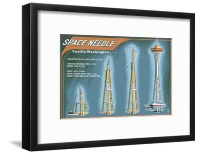 Seattle, Washington - Space Needle Construction Timeline