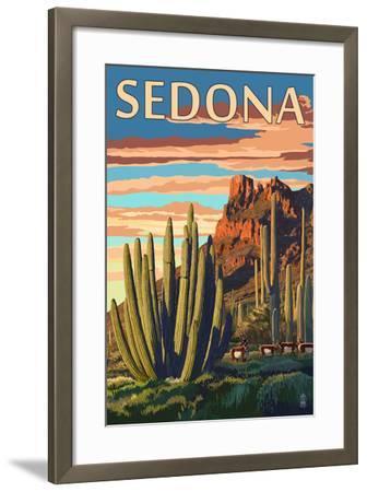 Sedona, Arizona - Organ Pipe Cactus