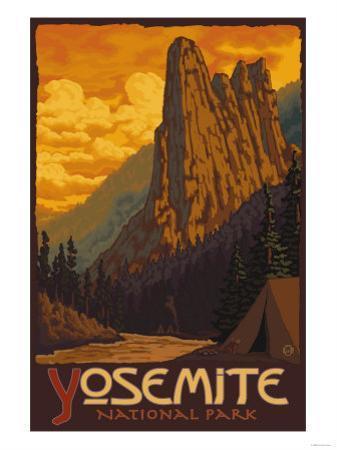 Sentinel, Yosemite National Park, California