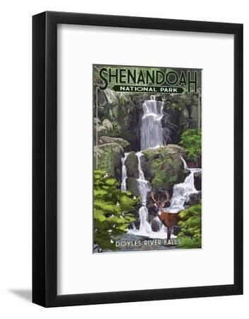 Shenandoah National Park, Virginia - Doyles River Falls