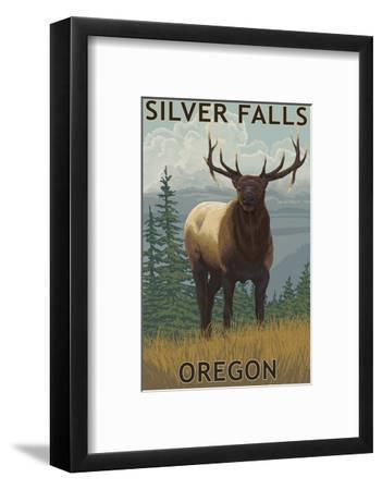 Silver Falls State Park, Oregon - Elk