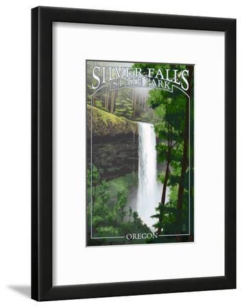 Silver Falls State Park, Oregon - South Falls