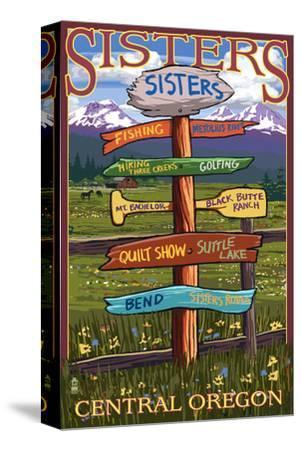 Sisters, Oregon - Sign Destinations