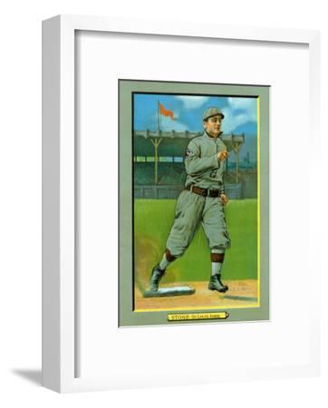 St. Louis, MO, St. Louis Browns, George Stone, Baseball Card