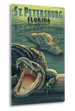 St Petersburg, Florida - Alligators