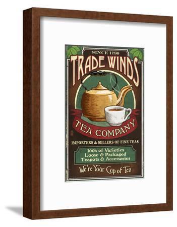 Tea Shop - Vintage Sign