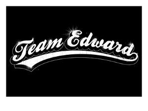 Team Edward - Forks, Washington by Lantern Press