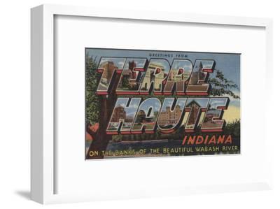 Terre Haute, Indiana - Wabash River