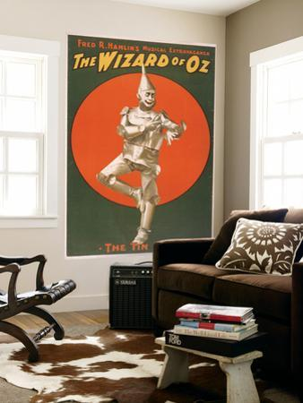"""""""The Wizard of Oz"""" Musical Theatre Poster No.2"""