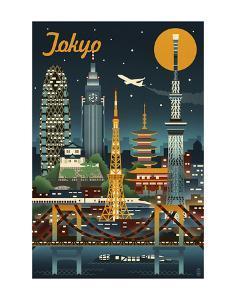 Tokyo by Lantern Press