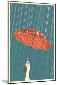 Umbrella by Lantern Press