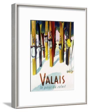 Valais, Switzerland - The Land of Sunshine