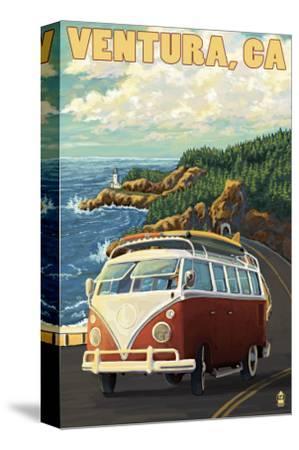Ventura, California - VW Van Drive