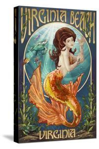 Beautiful Mermaids canvas artwork for sale, Paintings and