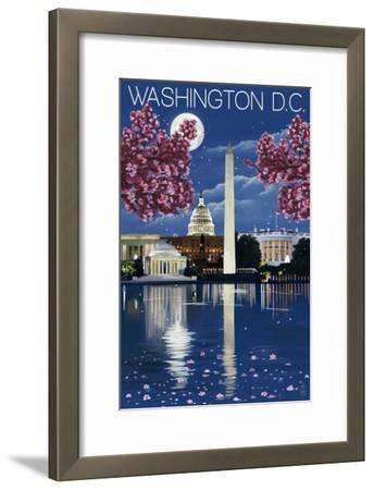 Washington, DC - Night Scene