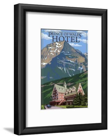 Waterton National Park, Canada - Prince of Wales Hotel