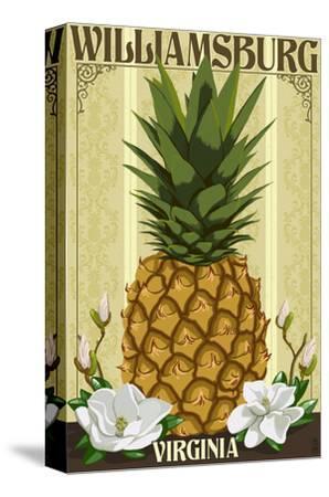 Williamsburg, Virginia - Colonial Pineapple