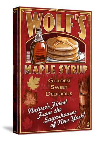 Wolf's Maple Syrup - New York