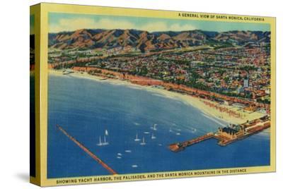 Yacht Harbor, The Palisades, and Santa Monica Beach - Santa Monica, CA