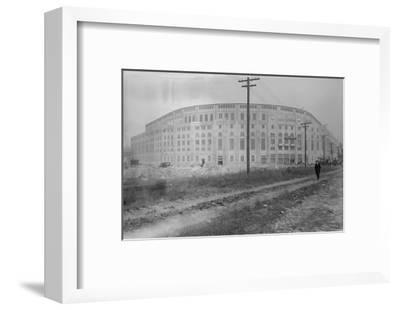 Yankee Stadium Baseball Field Photograph - New York, NY