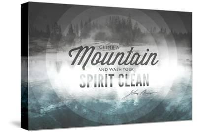 Yellowstone National Park - Climb a Mountain John Muir