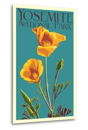 Yosemite National Park, California - Poppy