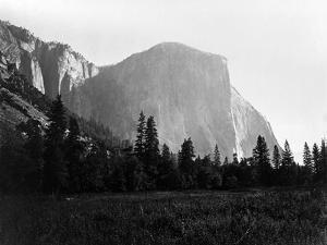 Yosemite National Park, El Capitan Photograph - Yosemite, CA by Lantern Press