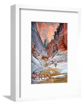 Zion National Park - Slot Canyon