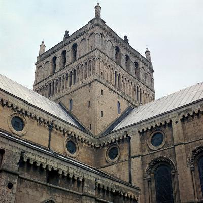 Lantern Tower of Southwell Minster, 12th Century-CM Dixon-Photographic Print