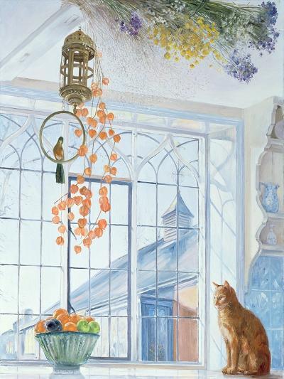 Lanterns-Timothy Easton-Giclee Print