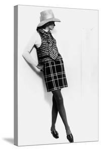 Lanvin Fashion for Spring-Summer Collection 1968