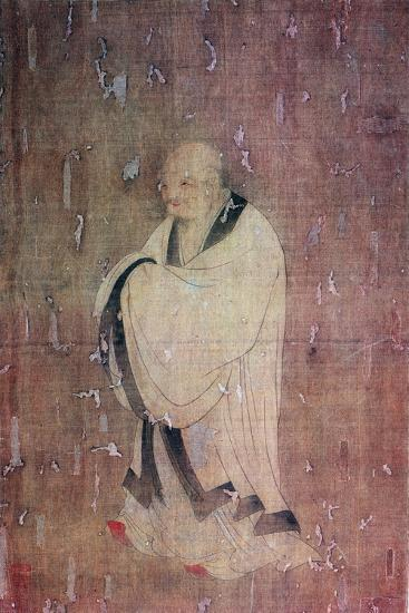 Lao-Tzu, Chinese Philosopher and Sage--Giclee Print