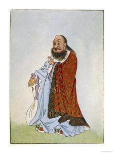 Lao-Tzu Chinese Philosopher