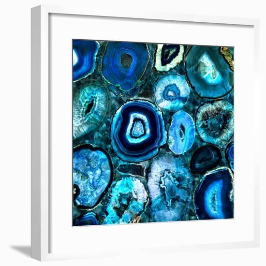 Lapis Luzuli A--Framed Premium Photographic Print