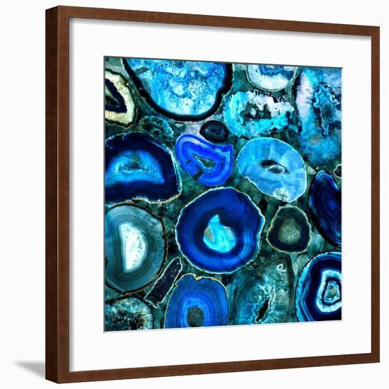 Lapis Luzuli B--Framed Premium Photographic Print