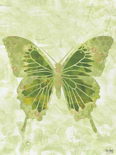 Large Butterfly-Bee Sturgis-Art Print