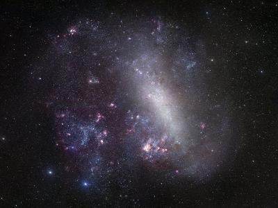Large Magellanic Cloud-Stocktrek Images-Photographic Print