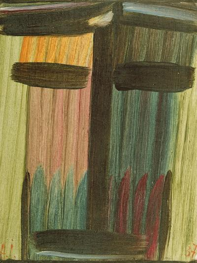 Large Meditation 19, 1937-Alexej Von Jawlensky-Giclee Print