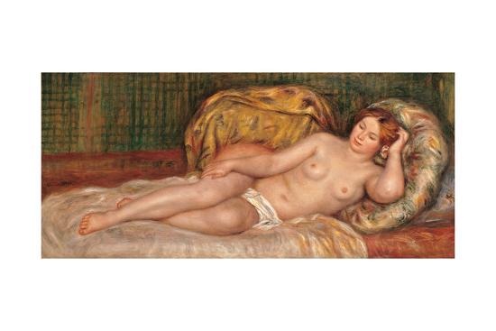 Large Nude-Pierre-Auguste Renoir-Giclee Print
