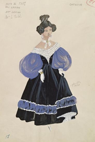 Larina, from the Opera 'Eugene Onegin'--Giclee Print