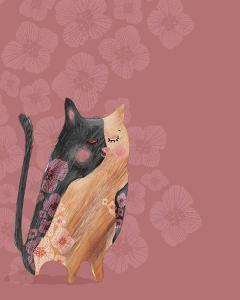 Feline Blush by Larisa Hernandez