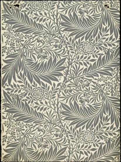 Larkspur, Wallpaper Design, 1872By William Morris