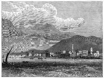 Larnaka, Cyprus, C1890--Giclee Print