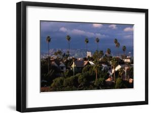 Los Angeles, California by Larry Brownstein