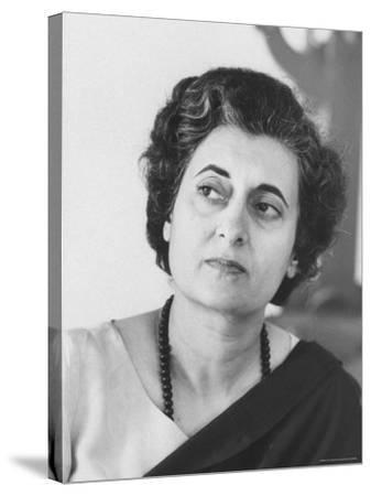 Mrs. Indira Gandhi