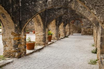 Archway at Mission San Jose