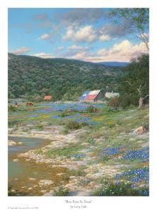 Best Barn In Texas (Deep in the Heart) by Larry Dyke