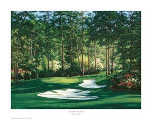 The 10th At Augusta by Larry Dyke