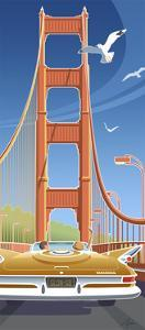Golden Gate by Larry Hunter