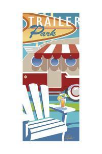 Trailer Park by Larry Hunter